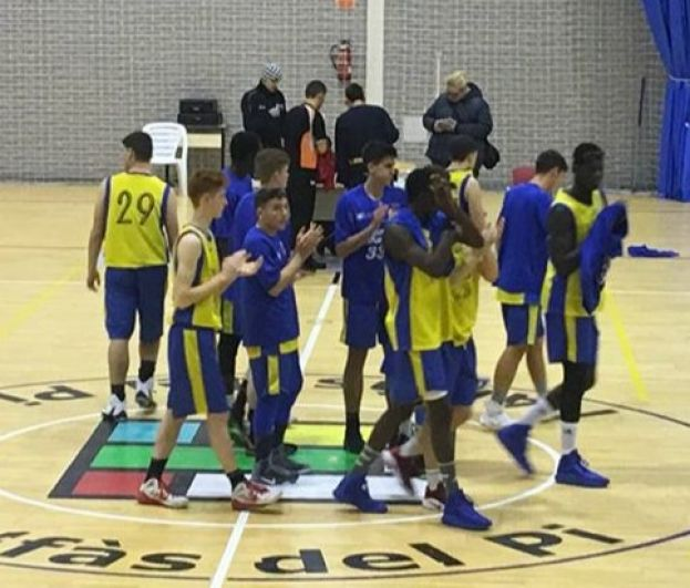 FINAL FOUR JUNIOR: DEBÚT CON VICTORIA ANTE VALENCIA BASKET (64-62)