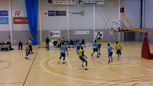 (83-74) TRABADA VICTORIA ANTE NB TORRENT